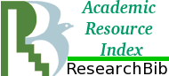 Academic Resource Index – Research Bib